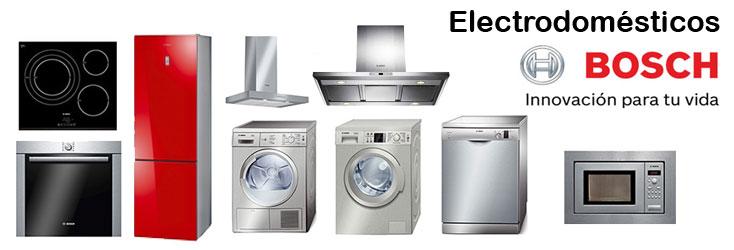 Electrodomesticos Bosch